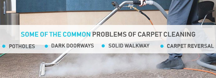 Problems Of Carpet Cleaning