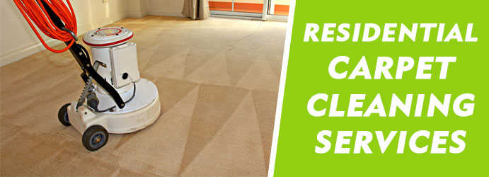 Residential Carpet Cleaning Stirling