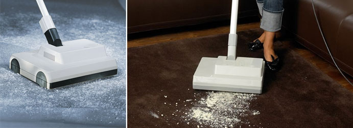 Carpet Deodorizers Using Powdered