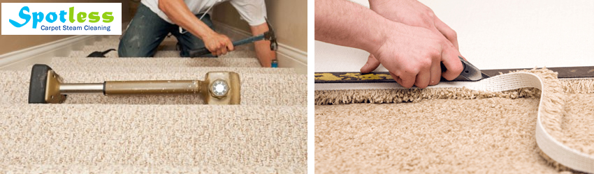 Carpet Repair Gowrie Mountain