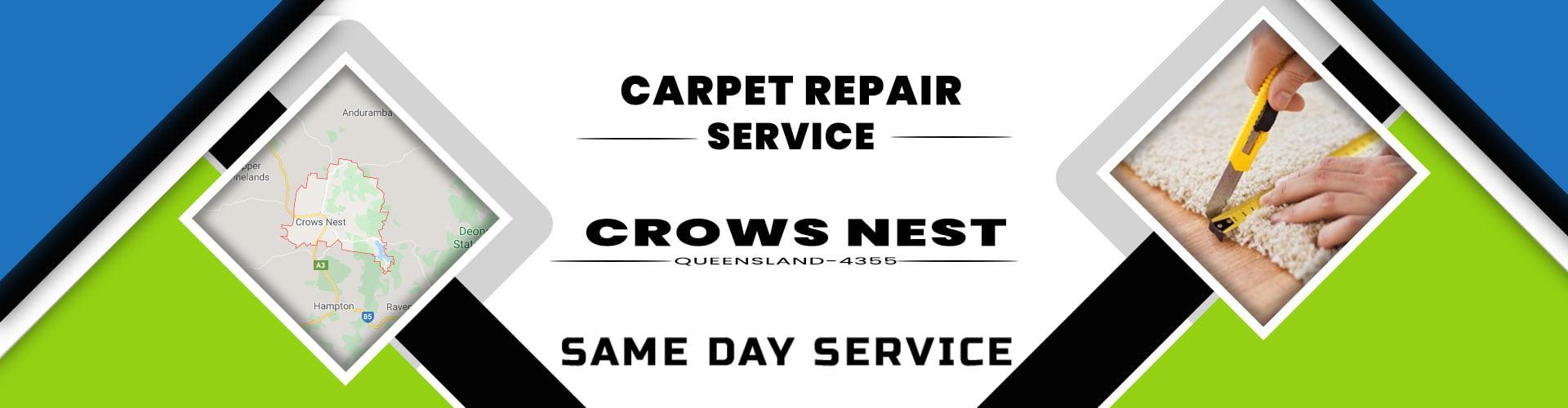 Carpet Repair Crows Nest