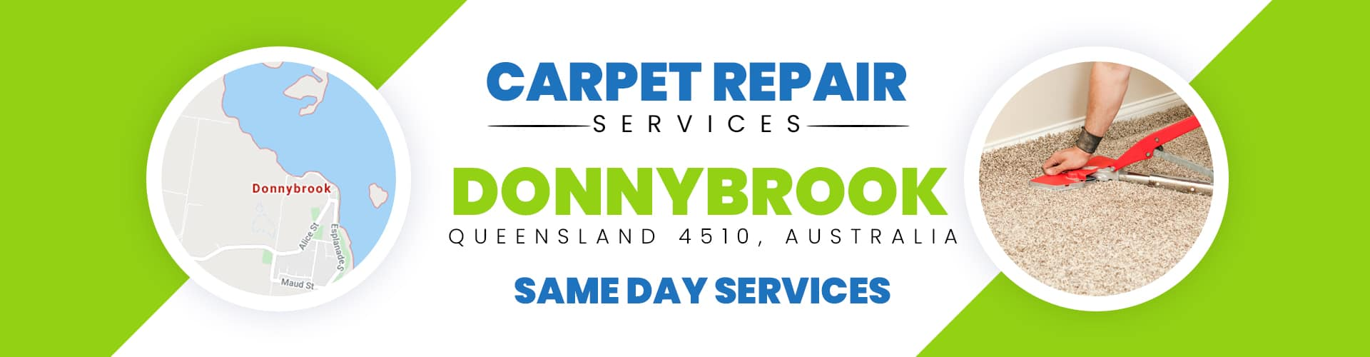 Carpet Repair Donnybrook Qld