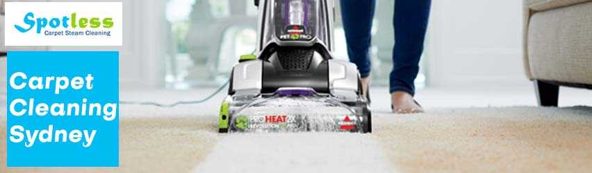Carpet Cleaning Service Hunters Hill