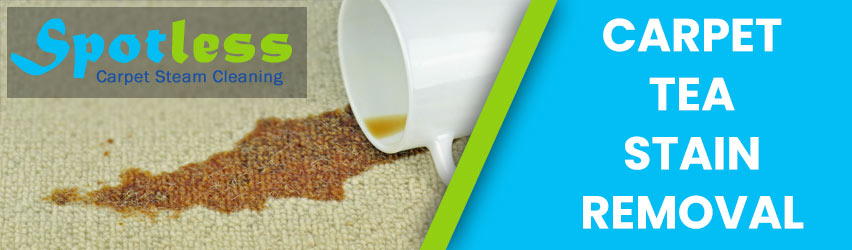 Carpet Tea Stain Removal