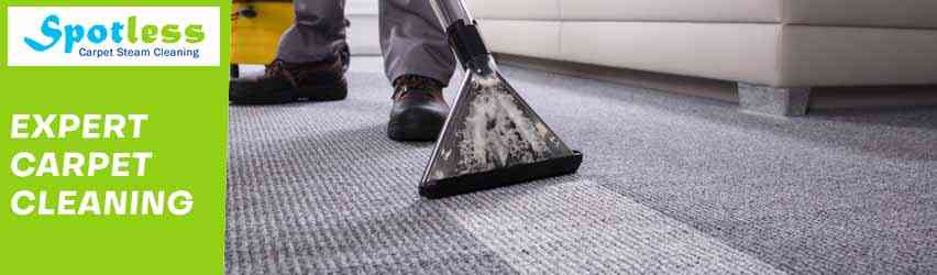 Expert Carpet Cleaning in Bentley