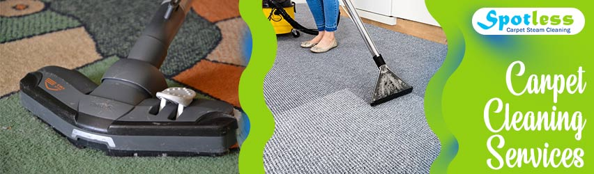 Carpet Cleaning Light Pass