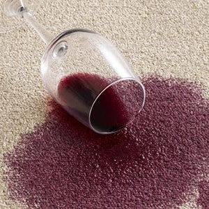 Carpet Wine Stain Removal Services