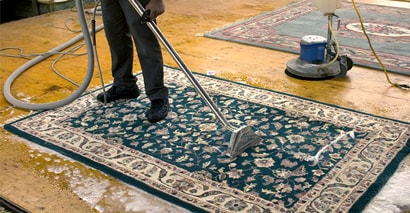 Rug Carpet Cleaning Services