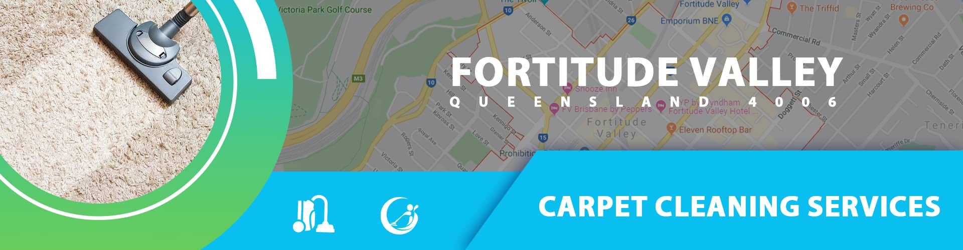 Carpet Cleaning Fortitude Valley Qld