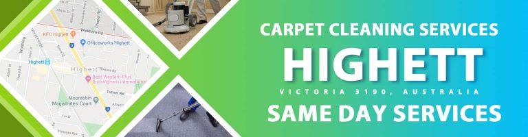 Carpet Cleaning Highett