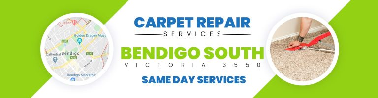 Carpet Repair Bendigo South
