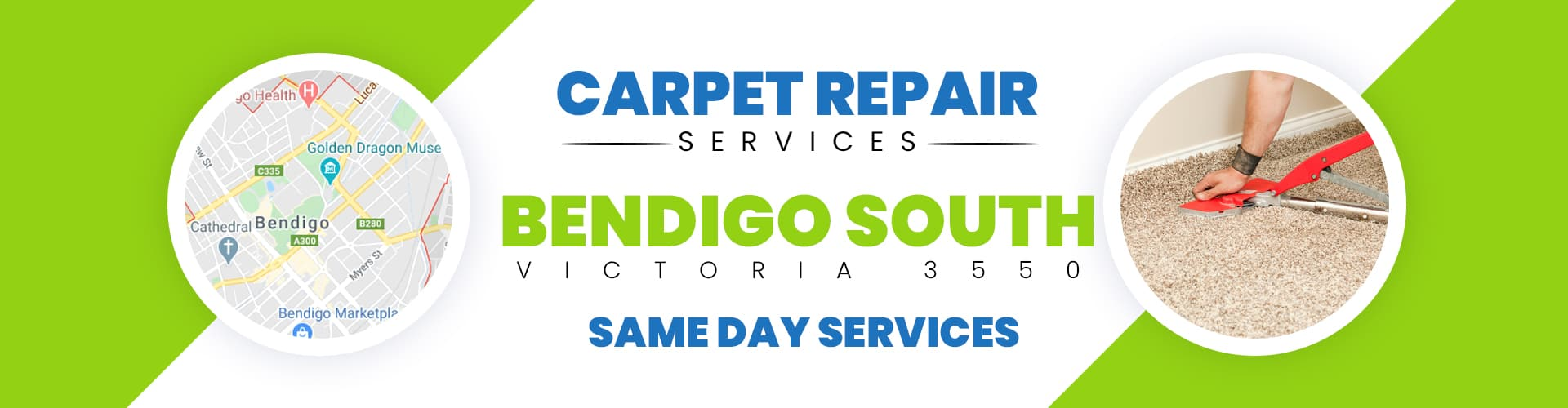 Carpet Repair Bendigo South