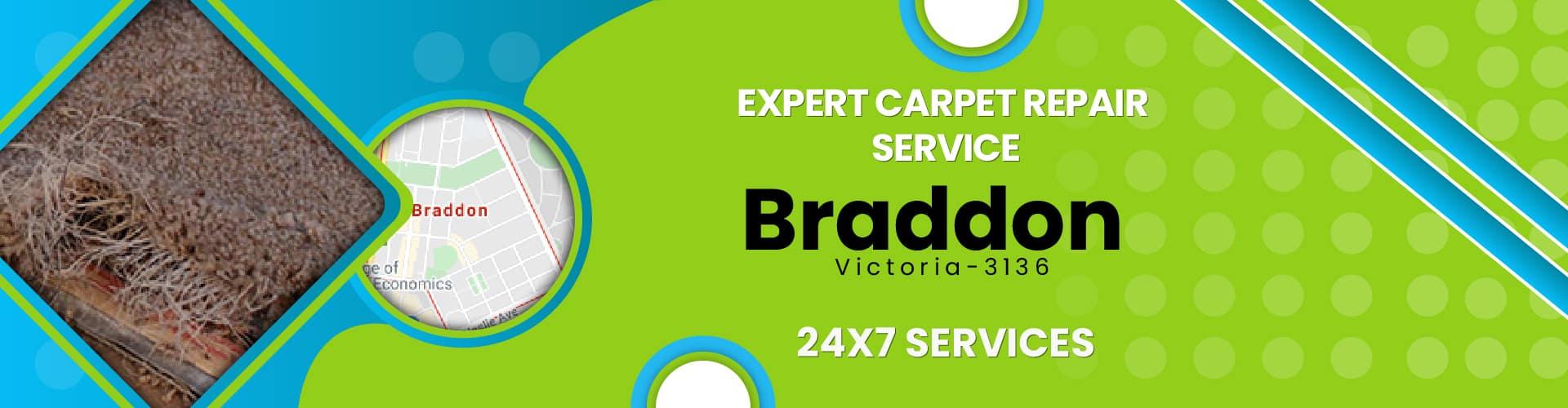 Carpet Repair Braddon