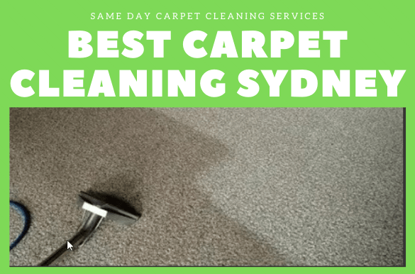 Amazing Carpet Dry Cleaning Sydney