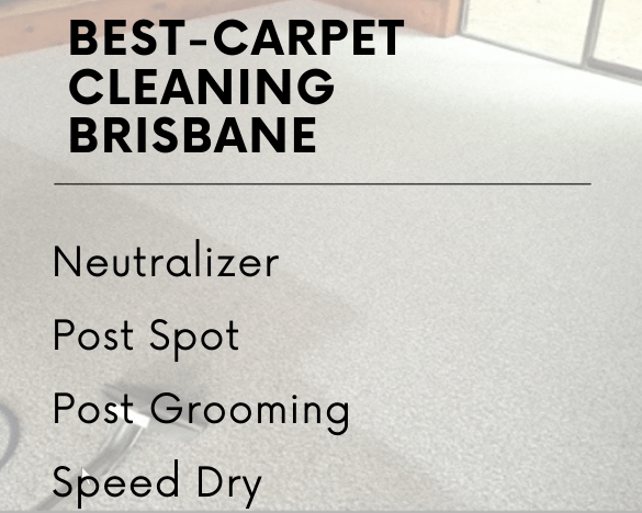 Best Carpet Services Brisbane