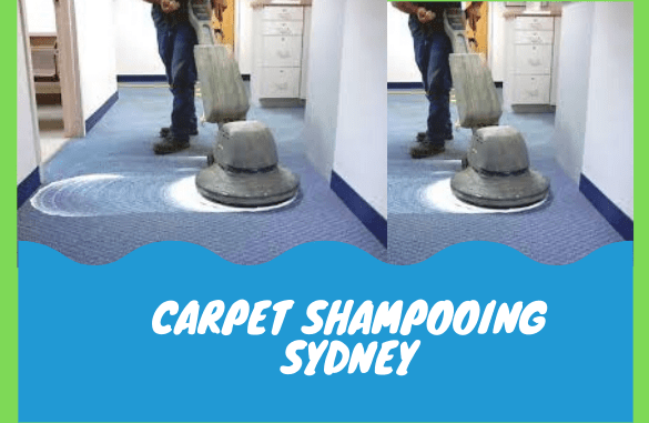 Carpet Shampooing Cleaning Sydney