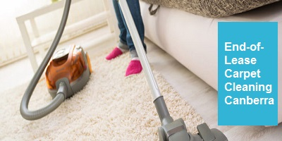 End-of-Lease Carpet Cleaning Canberra