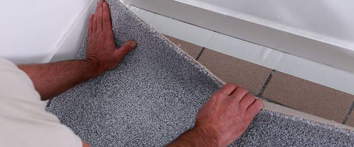 Install A Carpet